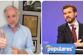 """Inda: """"Casado, fíjate en Ayuso, tienes a huevo reconquistar La Moncloa para el PP"""""""