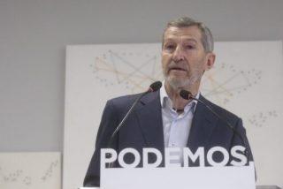 Twitter se mofa del 'desertor' Julio Rodríguez (Unidas Podemos) por renunciar a su acta en la Asamblea de Madrid
