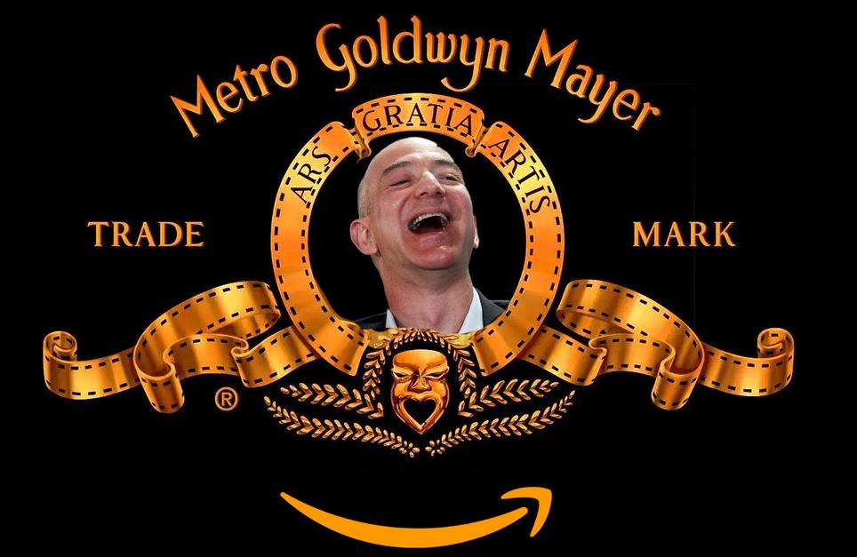 Amazon compra James Bond, Rocky Balboa y el león de la Metro Goldwyn Mayer por 8.450 millones