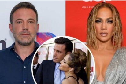 Jennifer Lopez y Ben Affleck se han hecho novios y parecen inseparables