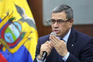 Hallan al exsecretario de la Presidencia de Ecuador muerto en la cárcel