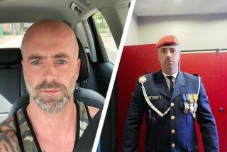 Bélgica a la 'caza' de Jürgen Coning, el peligroso militar antivacunas que quiere matar al 'Fernando Simón' belga