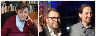 """Losantos: """"Iglesias, gracias a Ayuso, ha salido de la vida pública y acabará de suplente de J.J. Vázquez"""""""