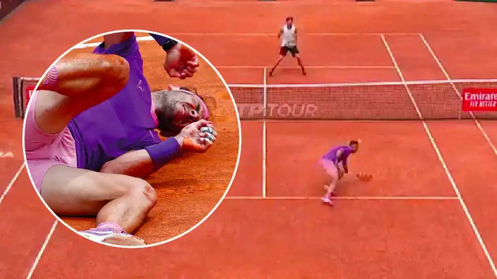 Nadal se impone a Djokovic en la final del Open de Roma y enfila Roland Garros como favorito
