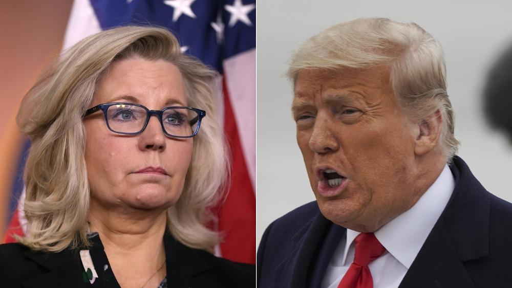 Liz Cheney, marginada de la cúpula del partido Republicano por desafiar a Trump
