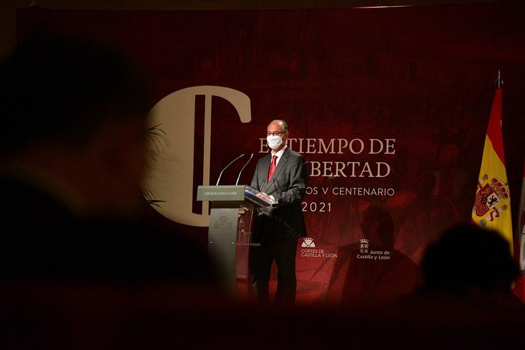 El Congreso Internacional 'El tiempo de la libertad. Comuneros V Centenario' programa, del 19 al 22 de mayo, más de una veintena de conferencias