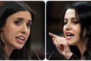 """Arrimadas desmonta la propaganda feminista de Montero: """"Ustedes solo han conciliado a una familia y sabemos cuál es"""""""