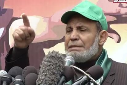 """El líder de Hamas amenaza de nuevo a Israel: """"No debería existir"""""""