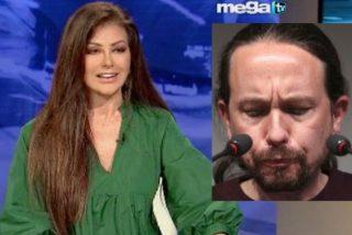 Marian de la Fuente, la presentadora de TV que, desde Florida, sacude más duro a Iglesias y a su mentor Sánchez