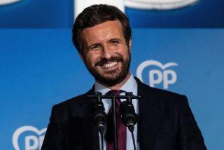 El 'efecto Ayuso' propulsa a Pablo Casado (PP) hacia una mayoría absoluta con VOX y Navarra Suma