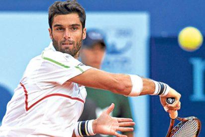 Pablo Andújar amarga el regreso de Federer y le elimina en Ginebra