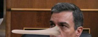Prensa Internacional: Sánchez, el caradura de la 'medalla de oro', es el peor valorado de Europa