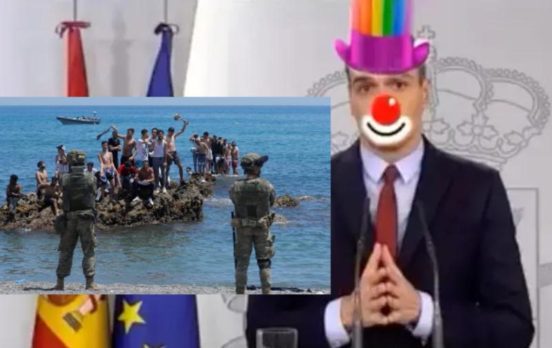 """Eduardo Inda: """"Cuando haces gilipolítica como Sánchez, Marruecos te monta una nueva 'Marcha Verde'"""""""