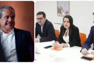 """De Quinto señala a los secuaces de Arrimadas: """"C's quedó secuestrada por dos trileros para compadrear con Sánchez"""""""