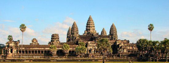 El Reino de Angkor albergó hasta a 900.000 habitantes
