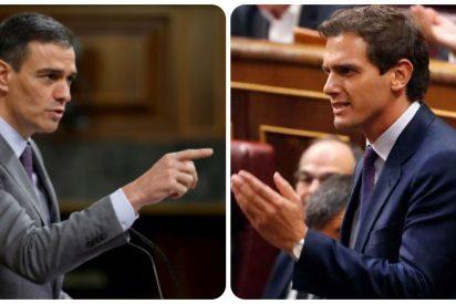 """Albert Rivera ya se olió en 2018 las intenciones de Pedro Sánchez con los golpistas: """"Usted los va a indultar"""""""