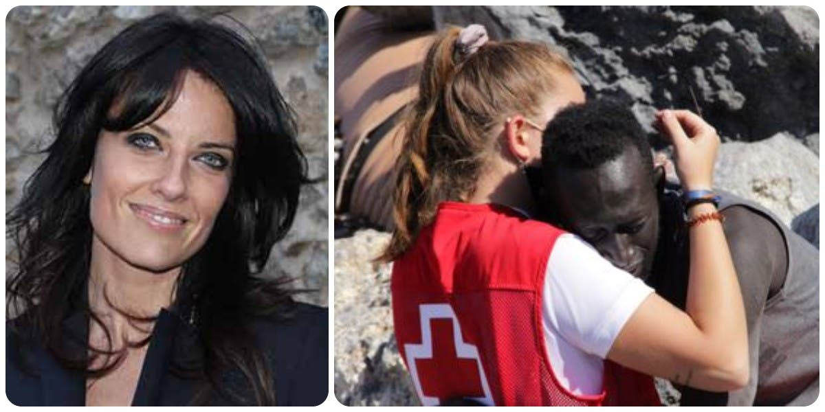 Cristina Seguí se cachondea del magreo de senos de un inmigrante a una cooperante y pasa factura a los ofendiditos