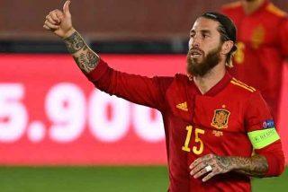 Luis Enrique se 'carga' a Sergio Ramos y hace una lista para la Eurocopa sin jugadores del Madrid