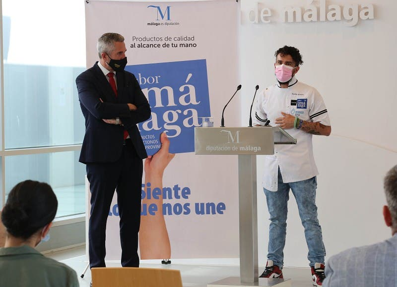 'Sabor a Málaga' potencia el turismo gastronómico de la provincia en Madrid Fusión