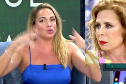 """Samira Jalil: """"Nadie compra la ropa de Ágatha Ruiz de la Prada, es una horterada"""""""