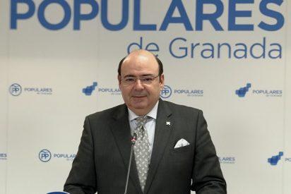 Se masca la moción de censura en Granada
