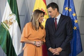 El PSOE, 'patas arriba': Sánchez no coge el teléfono a Susana Díaz tras forzar unas primarias en Andalucía