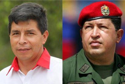 Pedro Castillo copia la técnica del chavismo y promete una nueva Constitución en Perú para tener más poder