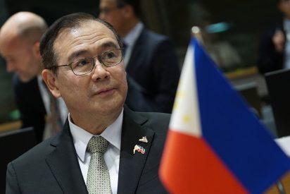 El máximo diplomático de Filipinas insulta a China y exige su salida de las aguas en disputa