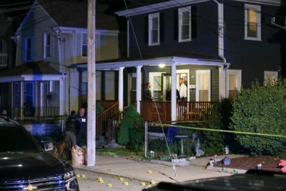 """Un tiroteo """"más grande"""" en la historia de Rhode Island acaba con nueve heridos, tres de gravedad"""