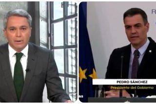 Vallés denuncia en un soberbio editorial las artimañas de Sánchez para sacar de la cárcel a los golpistas catalanes