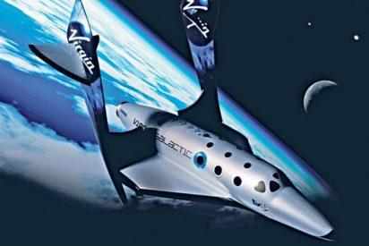 El exitoso primer lanzamiento tripulado Virgin Galactic desde Nuevo México