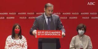 Ábalos 'pone la guinda' a la campaña del PSOE en Madrid con una zafiedad machista sobre Ayuso