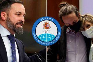 VOX trabaja a fondo para evitar que Yolanda Díaz, 'heredera' de Pablo Iglesias, acceda a los secretos del CNI