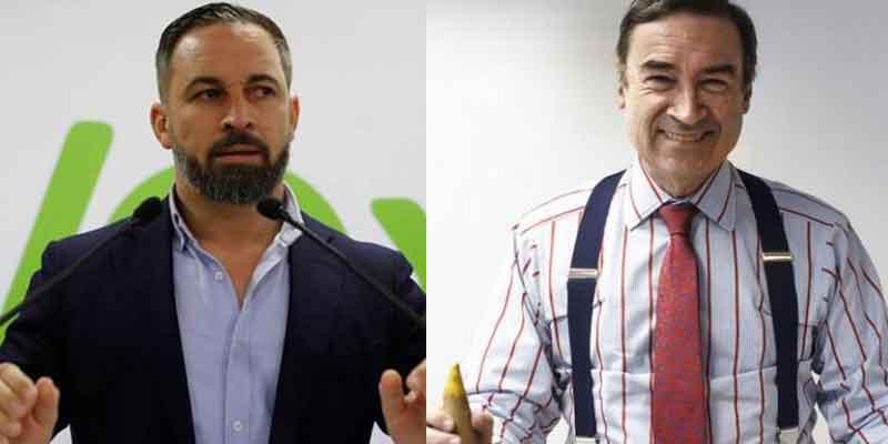 Brutal zasca de VOX a Pedrojota Ramírez por decir que no podían manifestarse en Ceuta