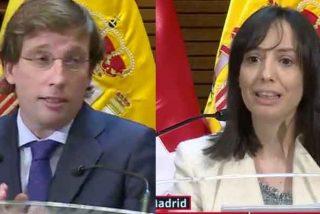 """Almeida y la delegada del Gobierno se enzarzan en directo por la gestión de Sánchez: """"¡Se acabó la cordialidad!"""""""