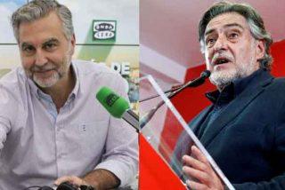 Alsina hace una escabechina con Pepu Hernández (PSOE) por criticar a Andrés Trapiello por 'revisionista'