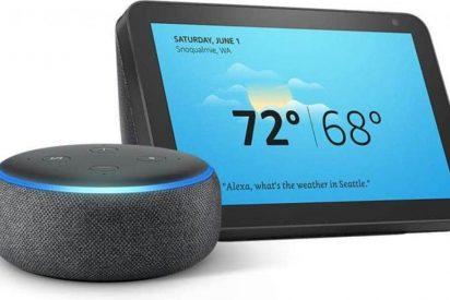 Amazon mejorará las cámaras de las pantallas Echo Show para potenciar la vigilancia del hogar