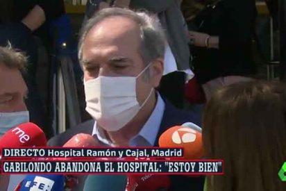 """Ángel Gabilondo sale del hospital y retrata a la Cadena SER: """"No fue por vacunarme"""""""