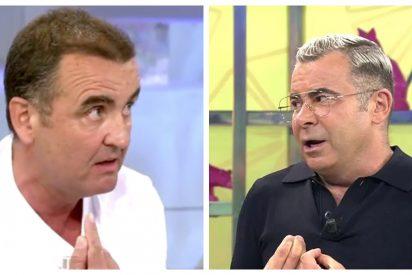 """Jorge Javier Vázquez impone su dictadura con Antonio Montero: """"¡La gente como tú emponzoña la sociedad!"""""""