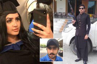 El 'playboy de Instagram' estrangula y dispara a una joven que rechazó casarse con él