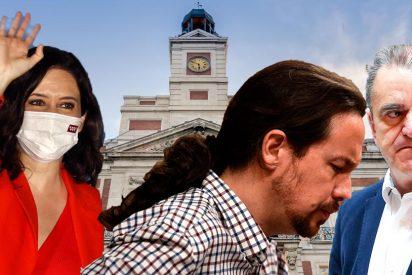 El 'efecto Ayuso' depura Madrid: primero huye Iglesias, ahora dimite el socialista José Manuel Franco
