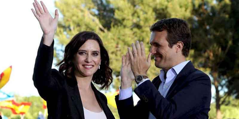 El 4-M deja al PSOE como un pollo sin cabeza y si hoy hubiera elecciones generales, Sánchez perdería La Moncloa