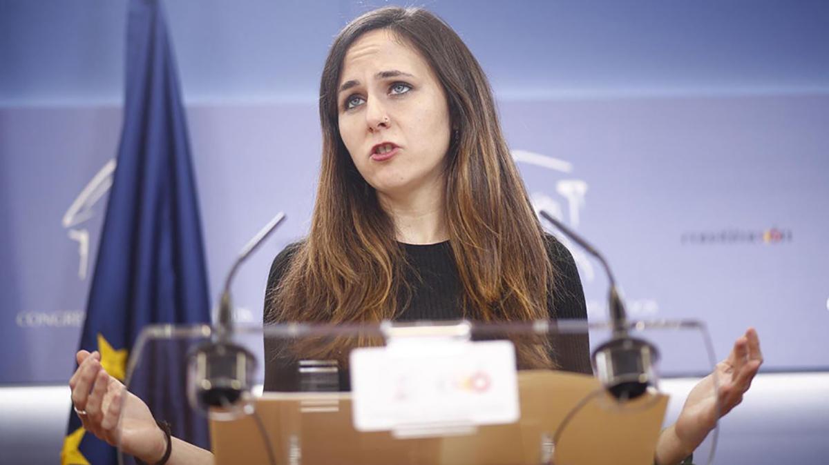 Ione Belarra, enamorada de los enchufes sentimentales en Podemos: primero su novio, ahora el ex de Dina Bousselham