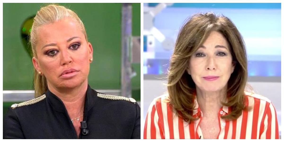 "Belén Esteban dispara contra Ana Rosa Quintana: ""Me ha parecido muy mal lo que ha dicho"""