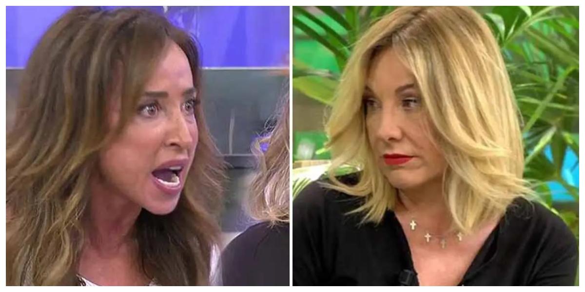 Las razones por las que María Patiño está hundida: ¿Su pelea con Belén Rodríguez ha sido su canto del cisne?
