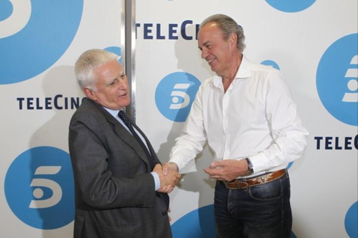 Bombazo televisivo: Telecinco despide a Bertín Osborne tras cuatro meses de humillaciones