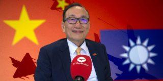 """José María Liu (Embajador de Taiwán): """"China quiere imponer su expansión hegemónica y hay que pararle los pies"""""""