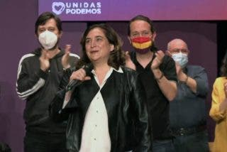 Twitter cruje a Ada Colau por su barra libre de insultos a Isabel Díaz Ayuso