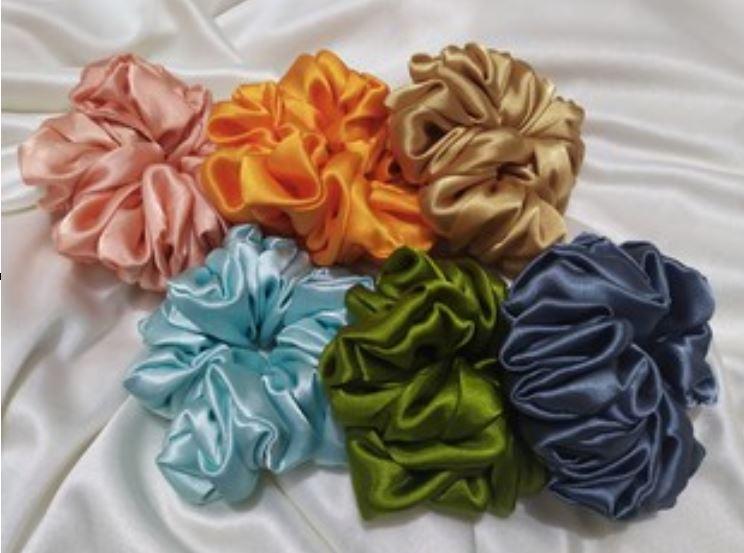 coleteros de seda
