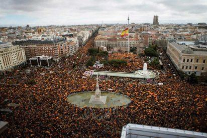 ¡Colón despierta!: Así será la manifestación masiva contra los indultos de Sánchez a los golpistas catalanes